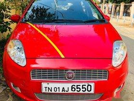 Fiat Punto Emotion 1.4, 2009, Petrol MT for sale in Chennai