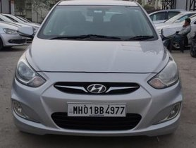 Hyundai Verna 2006-2009 CRDi SX ABS MT for sale in Pune