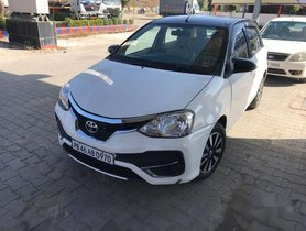 2017 Toyota Etios Liva VD MT for sale at low price in Chandigarh