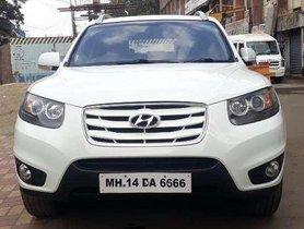 Hyundai Santa Fe 4 WD, 2012, Diesel MT in Pune