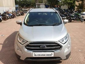 Ford Ecosport EcoSport Titanium Plus 1.5 TDCi, 2018, Diesel MT for sale in Goregaon
