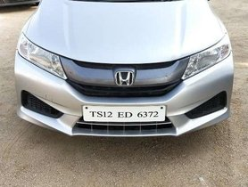 Used 2016 Honda City S MT for sale in Hyderabad