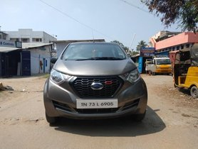 2016 Datsun Redi-GO T Option MT for sale at low price in Coimbatore