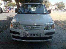 Used Hyundai Santro Xing GL Plus 2011 MT for sale in Ahmedabad