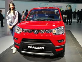 Maruti S-Presso CNG Debuts at Auto Expo 2020, Launching Soon