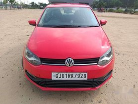 Used 2015 Volkswagen Polo MT car at low price in Ahmedabad