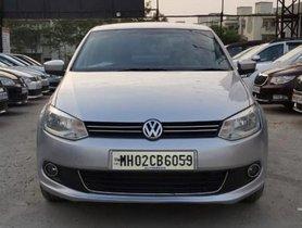 Volkswagen Vento 2010-2013 Petrol Highline MT for sale in Pune