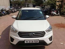 Used 2018 Hyundai Creta 1.6 E Plus MT car at low price in Goregaon