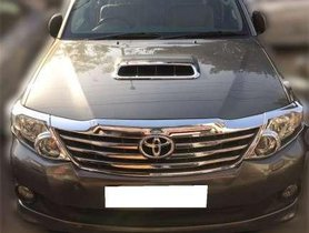 Used 2013 Toyota Fortuner 4x2 Manual MT car at low price in Karnal