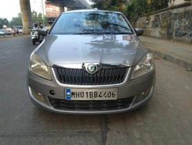 Used Skoda Rapid 1.6 TDI Elegance MT 2011 in Mumbai