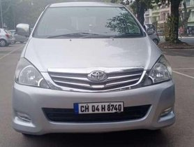2009 Toyota Innova MT for sale in Chandigarh