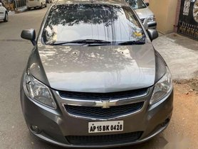 2013 Chevrolet Sail LS ABS MT for sale at low price in Hyderabad