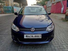 Used 2012 Volkswagen Vento Diesel Highline MT car at low price in Mumbai