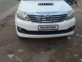 Toyota Fortuner 2012 AT for sale in Ludhiana