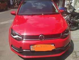 Used 2016 Volkswagen Polo MT for sale in Chennai
