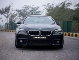 BMW 5 Series AT 2017 in Lucknow