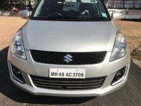 2015 Maruti Suzuki Swift VXI MT for sale at low price in Nashik