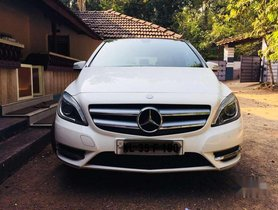 2013 Mercedes Benz B Class AT for sale at low price in Manjeri
