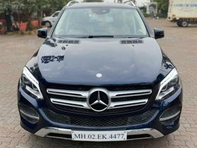 2016 Mercedes Benz GLE AT for sale at low price in Mumbai