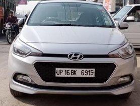 Used 2017 Hyundai Elite i20 MT car at low price in Ghaziabad