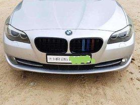 Used 2010 BMW 5 Series 525d AT car at low price in Gurgaon