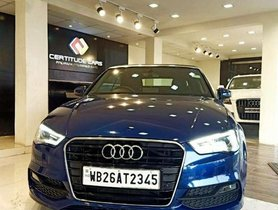 2017 Audi A3 Cabriolet AT for sale in Kolkata