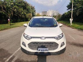 2014 Ford EcoSport MT for sale at low price in Hyderabad