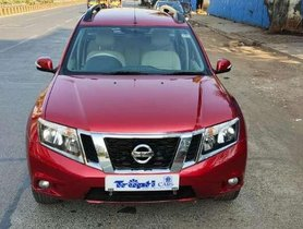 2014 Nissan Terrano MT for sale in Mumbai
