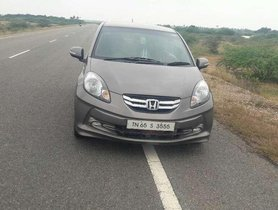 Used 2013 Honda Amaze AT car at low price in Tiruchirappalli