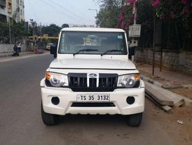 Used 2017 Mahindra Bolero SLE MT for sale in Hyderabad