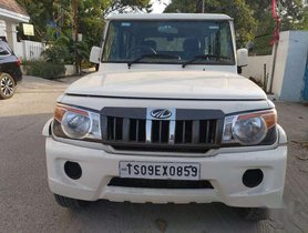 2017 Mahindra Bolero ZLX MT for sale in Hyderabad
