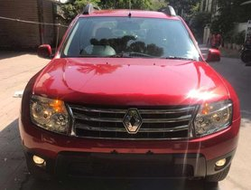 Renault Duster 85 PS RxL Diesel, 2015, Diesel AT for sale in Chennai