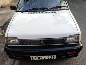 Used 2002 Maruti Suzuki 800 MT car at low price in Nagar