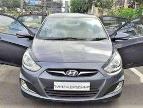 Hyundai Verna Fluidic 1.6 CRDi SX Automatic, 2014, Diesel AT in Mumbai