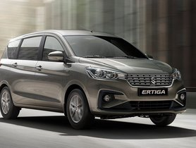 BS6-Compliant Maruti Ertiga CNG launched, Prices Begin At Rs. 8.95 Lakh