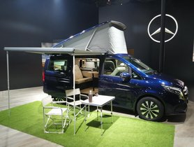 Mercedes V-Class Marco Polo Steals the Show at Auto Expo 2020