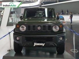 New Maruti Gypsy 2020 (Suzuki Jimny Sierra) Makes India Debut At Auto Expo 2020
