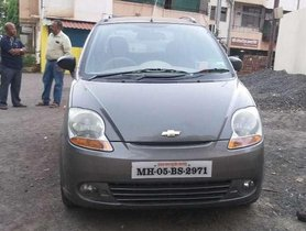 Used 2012 Chevrolet Spark 1.0 MT car at low price in Kolhapur