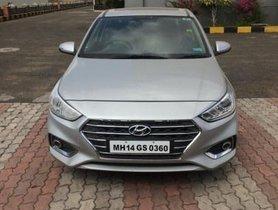 2017 Hyundai Verna 1.6 SX MT for sale in Pune
