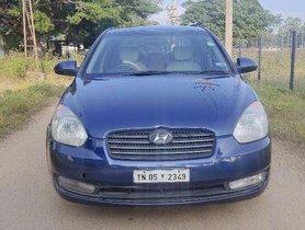 Used 2008 Hyundai Verna CRDi MT car at low price in Chennai