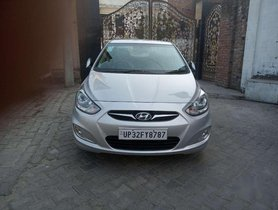 Used Hyundai Verna 1.6 CRDi SX 2015 MT for sale in Lucknow