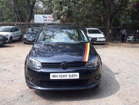 2014 Volkswagen Vento Petrol Highline MT for sale in Pune