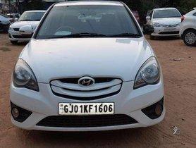 Hyundai Verna CRDi 2010 MT for sale in Ahmedabad