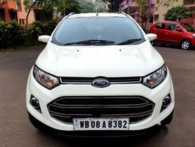 2015 Ford EcoSport MT for sale at low price in Kolkata