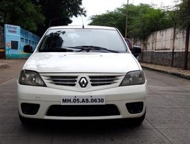 2009 Mahindra Renault Logan CNG MT for sale in Pune