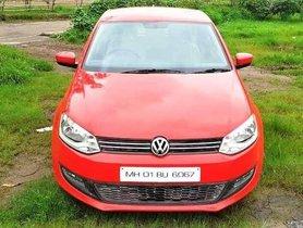Used Volkswagen Polo Comfortline Petrol, 2014, Petrol MT for sale in Mumbai