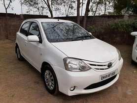 Used Toyota Etios Liva GD 2012 MT for sale in Chandigarh