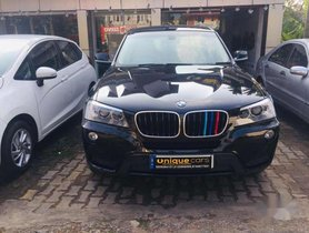 Used 2013 BMW X3 XDrive20d AT for sale in Thiruvananthapuram