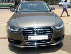 Audi A4 2016 2.0 TDI 177 Bhp Premium Plus AT for sale in Gurgaon