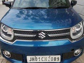 Used 2017 Maruti Suzuki Ignis MT for sale in Ranchi